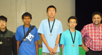 Mililani High Chess 2012-2013