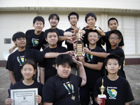 Washington Middle School Chess 2012