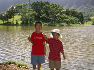 Zheng Brothers - Catch and Release at Ho'omaluhia Botanical Garden