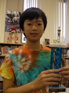 Dong Woo Seo - K-6 Blitz Champion