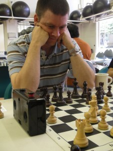Rob Keough - Hawaii Chess