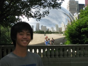 Eldon at The Bean
