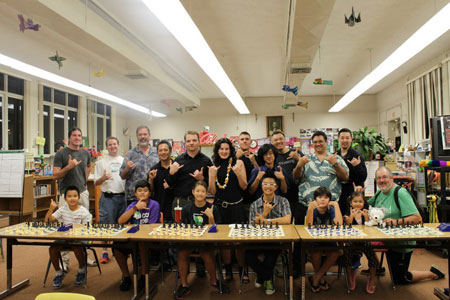 WGM Jana Krivec Simul Group Shot