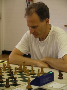 FIDE Master Thomas Wolski, Last Year's Memorial Tournament Winner