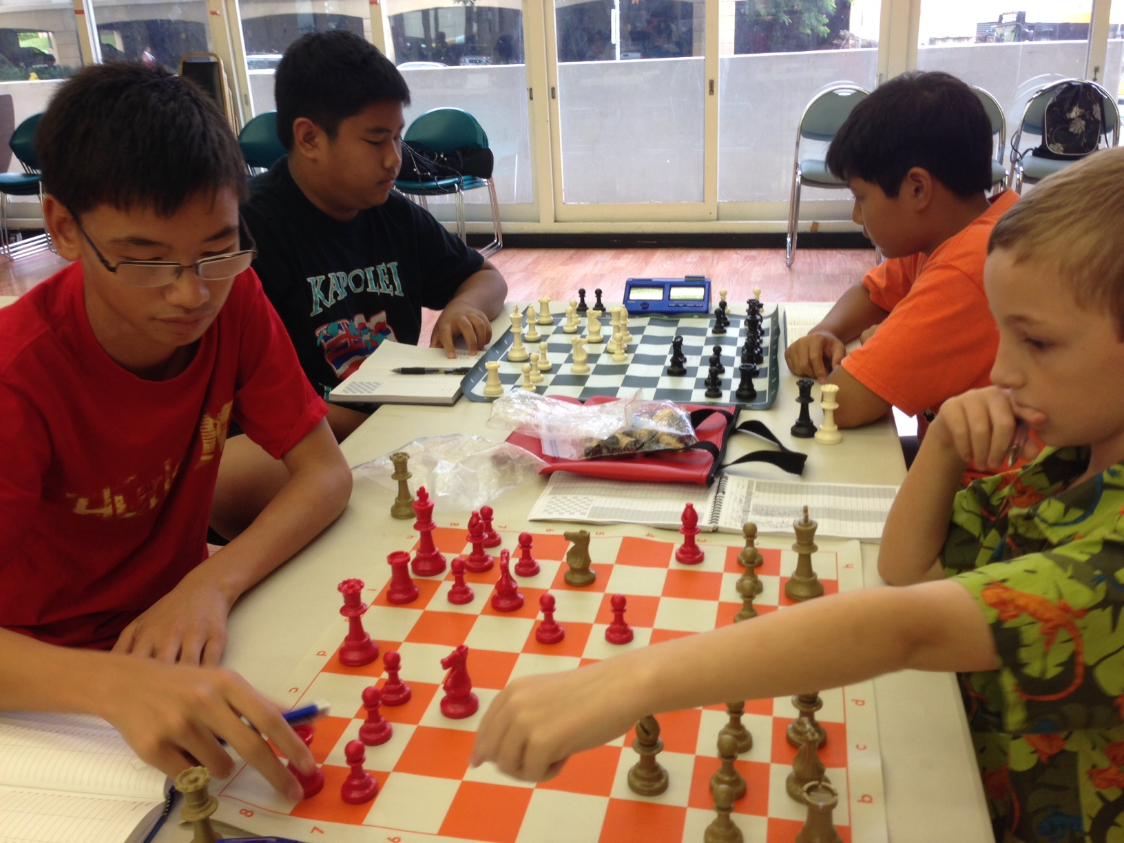 2014 Hawaii Chess Events