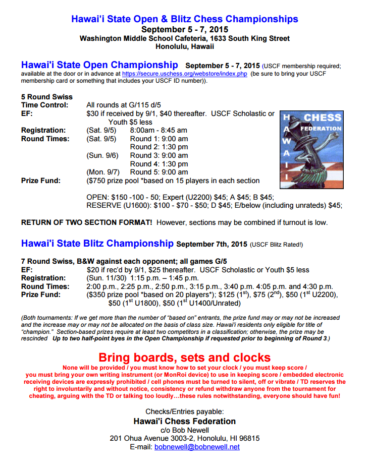 2015-Hawaii-Chess-Flyer